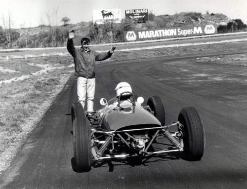 50° della Henry Morrogh Racing Drivers School